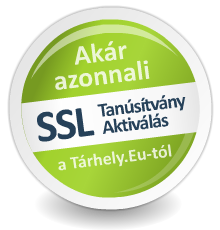 Akár azonnali SSL aktiválás