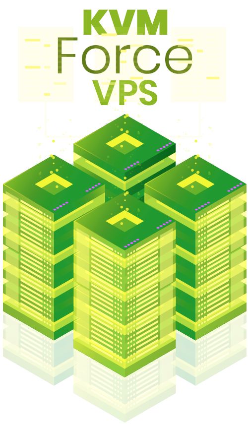 KVM Force VPS
